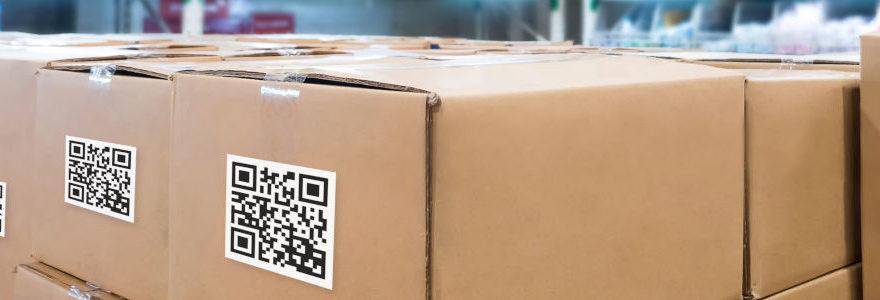 identification de produits industrielle
